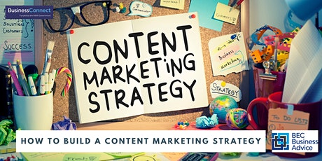 How to Build a Content Marketing Strategy tickets
