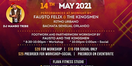 Noches De Ritmo (feat Fausto Felix and the Kingsmen) tickets