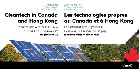 Canadian Tech Accelerators (HK) Presents: Canada Innovation Day with CLP tickets