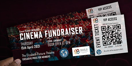 LWOB QUT Cinema Fundraiser tickets