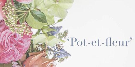 'Pot-et-Fleur' - Mothers Day Floral Design Workshop tickets