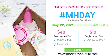 #MHDAY (The Power Of Our Flower) billets