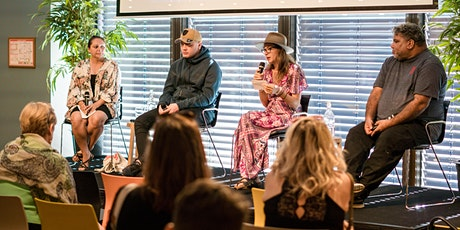 Indigenous Art Program: Blak Feeds with Bianca Beetson tickets