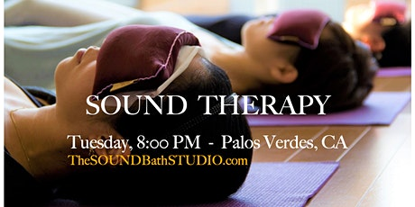 Sound-Therapy Experience   -by TheSOUNDBathSTUDIO tickets