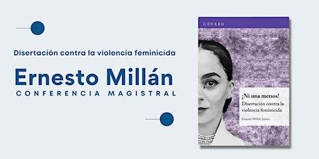 Disertación contra la violencia feminicida. entradas