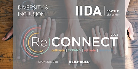 ReCONNECT 2021 | Workshop #2: Diversity & Inclusion tickets