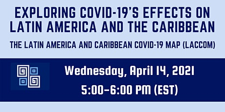 Exploring COVID-19's Impact on Latin America and the Caribbean tickets