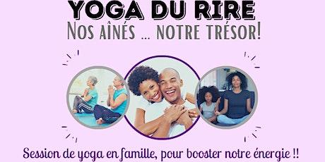 Yoga du Rire -  C'est GRATUIT! tickets