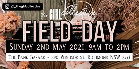 The Girl Collective Field Day #2 RELOAD tickets