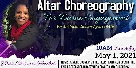 Virtual Dance Workshop - Altar Choreography for Divine Engagement tickets