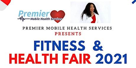 Fitness & Health Fair 2021 tickets