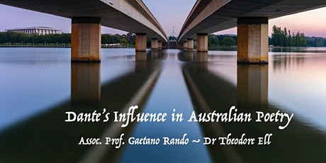 Dante's Influence in Australian Poetry - Online Webinar tickets