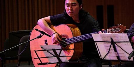 Conservatorium Postgraduate Guitar Showcase tickets