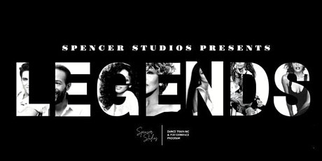 Spencer Studios Presents Legends tickets