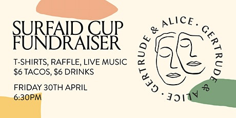 G&A'S SURFAID FUNDRAISER tickets
