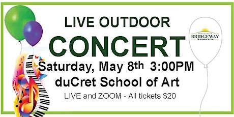 Bridgeway Benefit Concert tickets