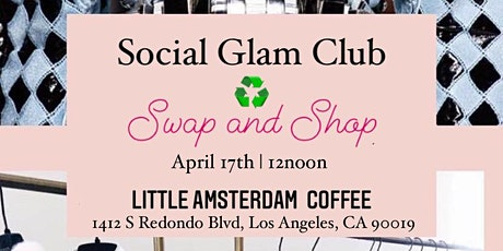 Social Glam Club : Swap and Shop tickets