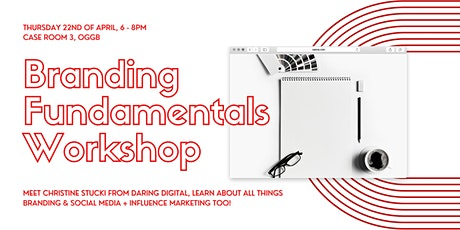 MDC: Branding Fundamentals Workshop tickets