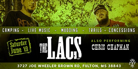 The LACs at BMB Off-Road in Fulton, MS tickets