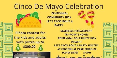 Centennial Cinco de Mayo Fiesta tickets