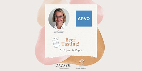 Craft Beer Tasting by ARVO tickets
