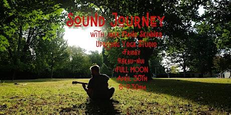 Rākau-nui Sound Journey tickets