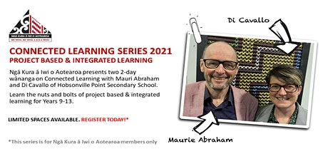Connected Learning Series 2021 (Project Based and Integrated Learning) tickets