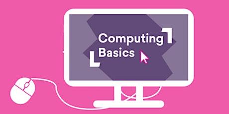 Computer Basics @ Burnie Library tickets
