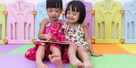 Mandarin - English Bilingual Storytime tickets