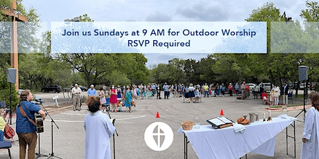 Sunday, April 18, 9:00 AM Outdoor Worship tickets