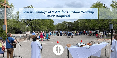 Sunday, April 25, 9:00 AM Outdoor Worship tickets