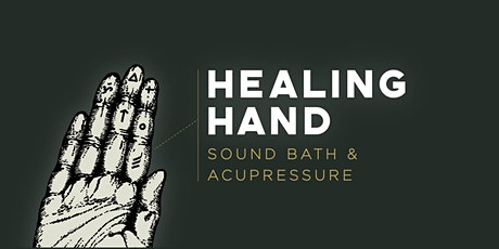Healing Hand : Sound Bath + Acupressure Massage  @ The Body Art Barn tickets