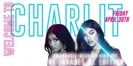 Welcome to Charlotte NY Invades NC tickets