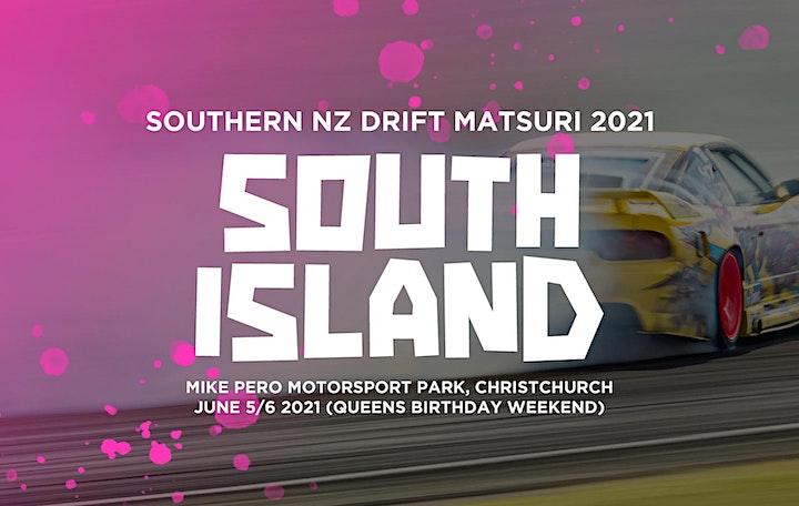 Southern NZ Drift Matsuri Festival 2021 image