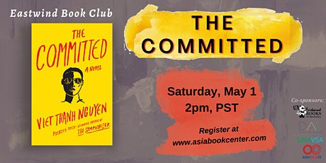 Eastwind Book Club: The Committed tickets