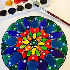 FREE Mandalas With A Twist – Online Zoom Class tickets