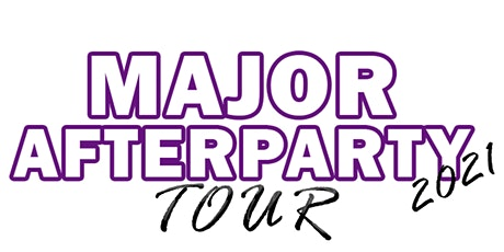 """LUXE NITECLUB PRESENTS """"MAJOR AFTERPARTY TOUR""""  VOL. 1FRESNO tickets"""