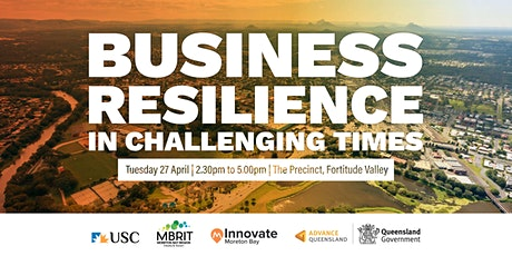 Business Resilience in Challenging Times tickets