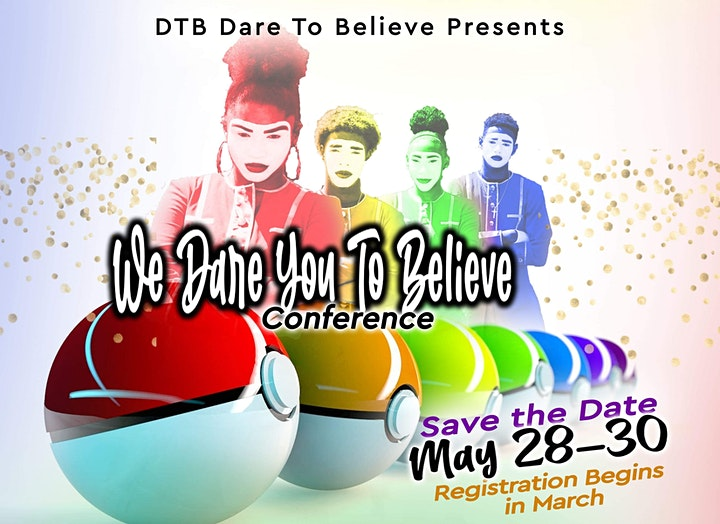 We Dare You To BELIEVE Leadership Summit Conference image