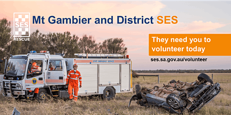 Mount Gambier and Districts SES Unit - Volunteer Information Night - 14 Apr tickets