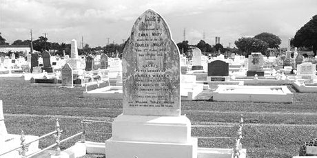 Guided Cemetery Tour tickets