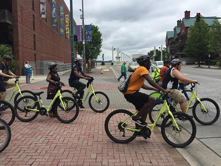 All About Biking in Chattanooga - Virtual Workshop image