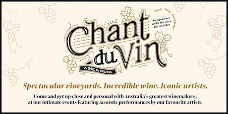 Chant Du Vin - Lake George Winery tickets