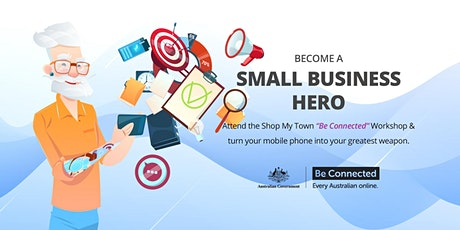 Use your Smartphone to Become a Small Business Hero! tickets