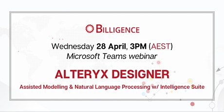 Natural Language Processing with Alteryx Designer Intelligence Suite tickets
