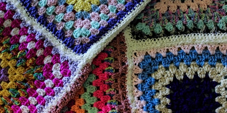 Learn to Crochet a Granny Square tickets