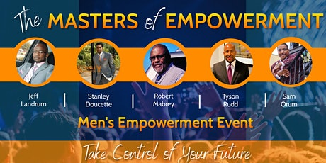 Masters of Empowerment tickets