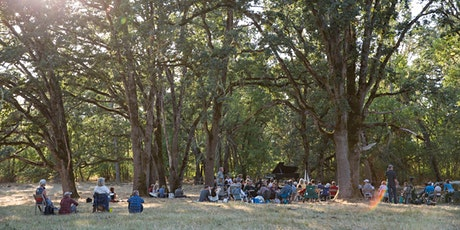 IN A LANDSCAPE: Mount Pisgah Arboretum 6pm Sat, 7/3 tickets
