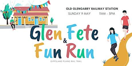 Glen Fete & Fun Run tickets