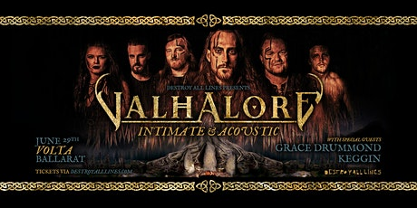 VALHALORE tickets